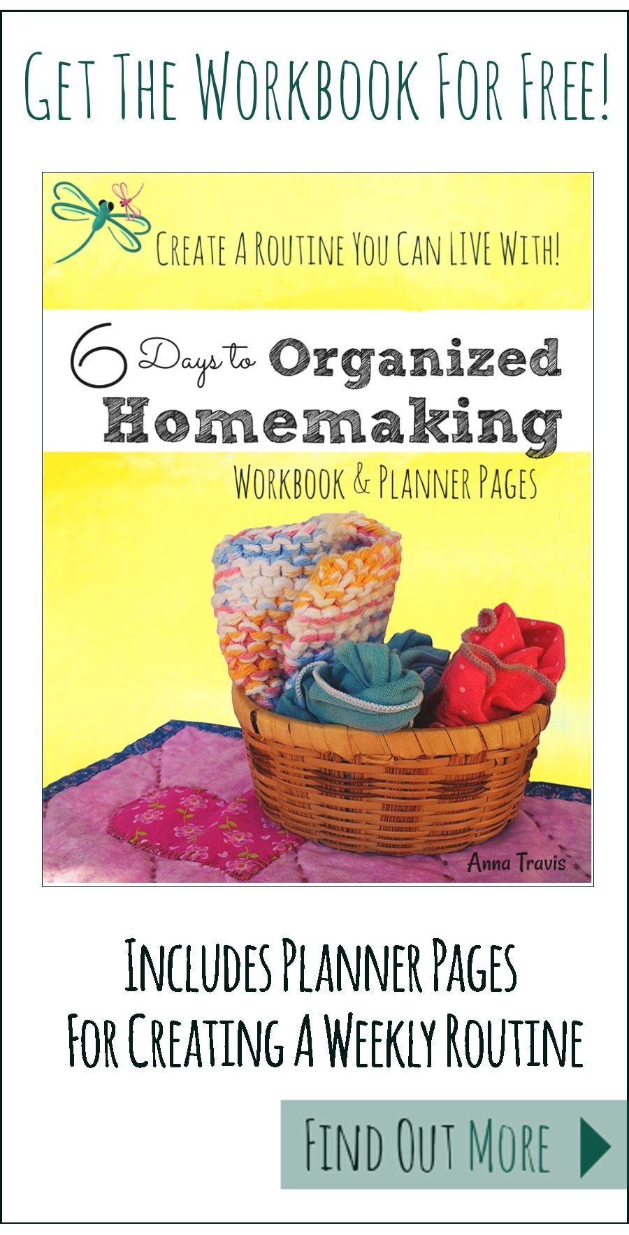 Create a Homemaking Routine you can live with!