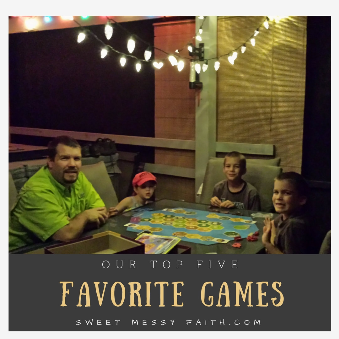 Life outside TV: our favorite board games for homeschool families.
