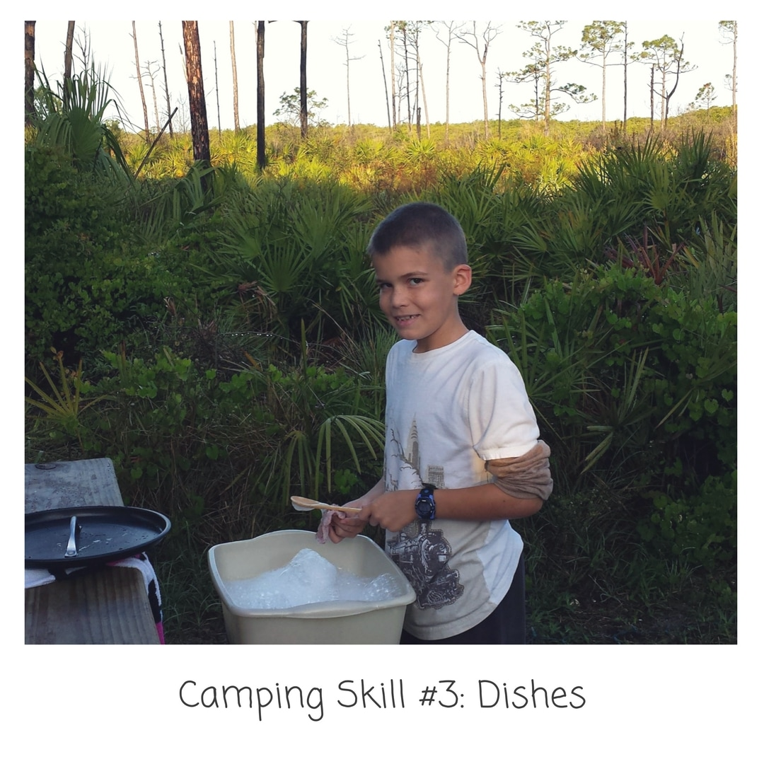 Six Things to Take Care of BEFORE you take your kids camping!