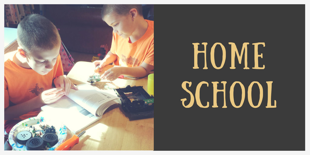 Homeschool at Sweet Messy Faith