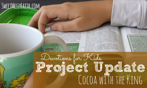 Want your kids to treasure their time alone with God?  Read this!