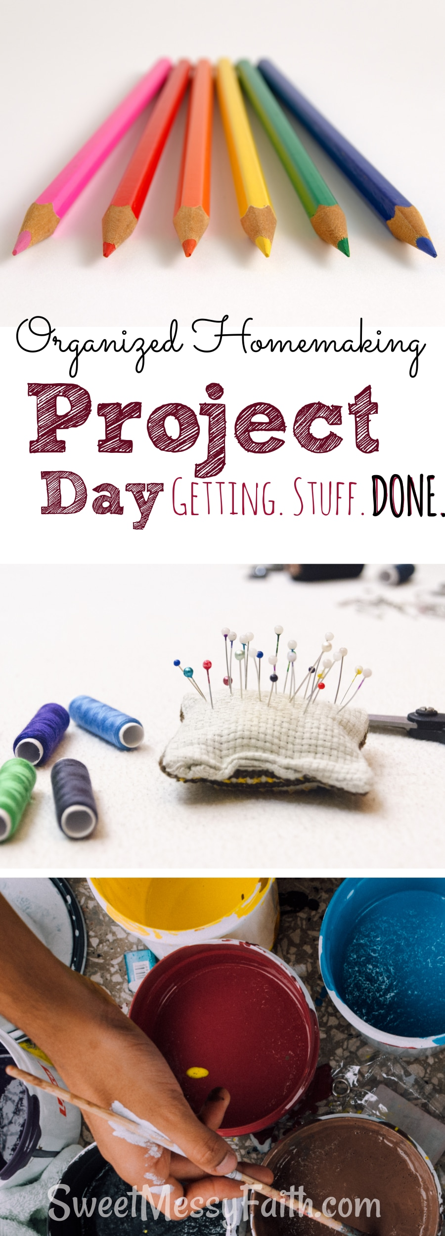 Project Day: The secret to getting stuff done.