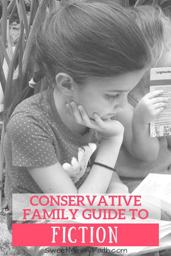Books for Conservative Families, Reading List for Christian Kids