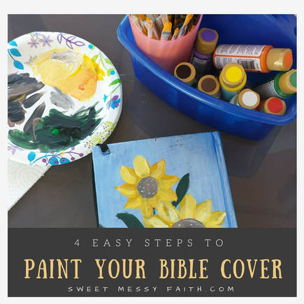 How To Paint Your Cover